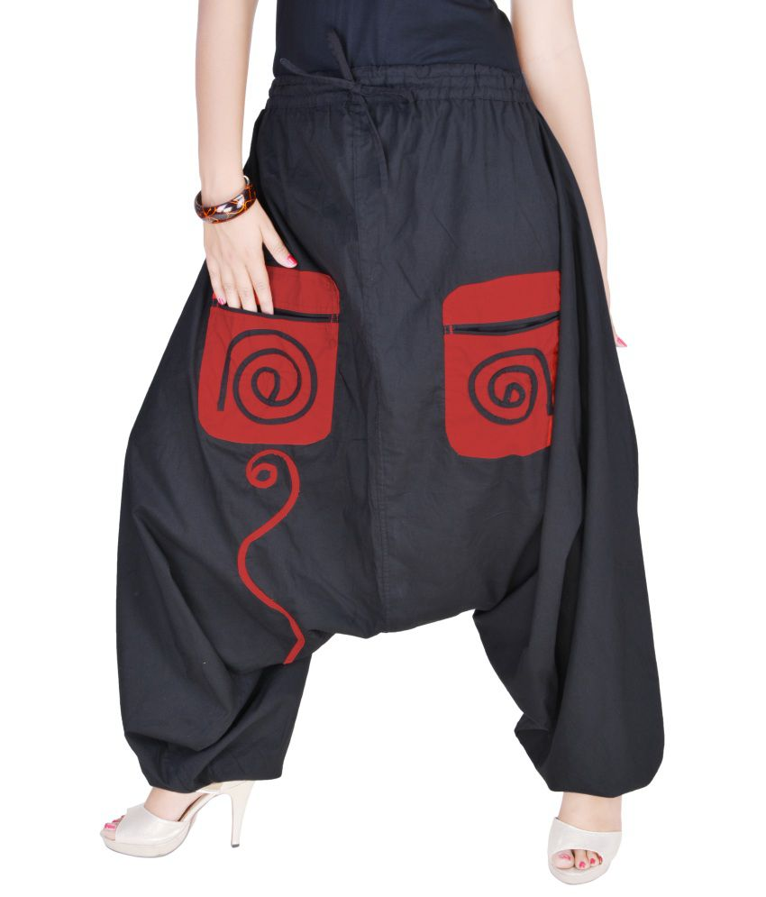 BOTTOMS: Wear the cotton harem pants as loose fit yoga pants Urban CoCo Women's Floral Print Boho Yoga Pants Harem Pants Jogger Pants. by Urban CoCo. $ $ 14 98 Prime. FREE Shipping on eligible orders. Some sizes/colors are Prime eligible. out of 5 stars See Details.