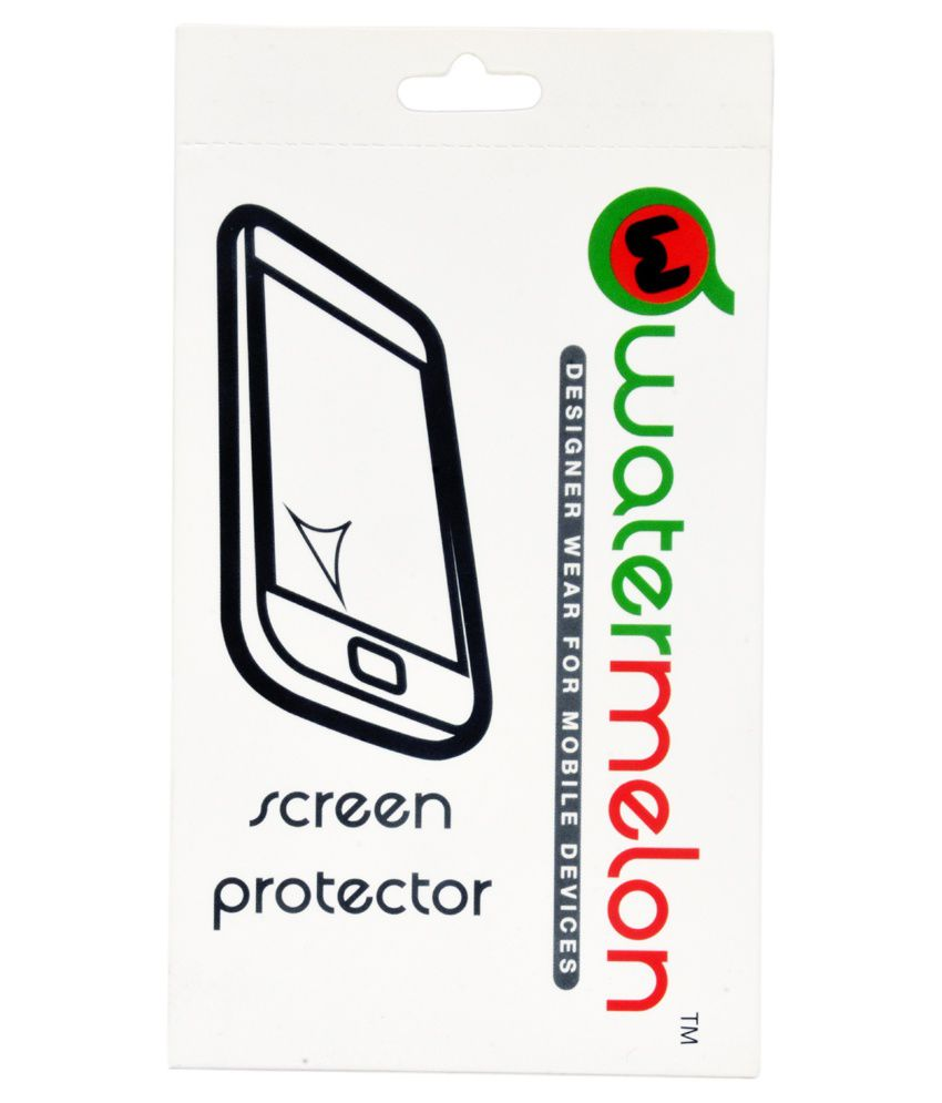 Watermelon Matte Finish Screen Guard For Apple iPhone 5S
