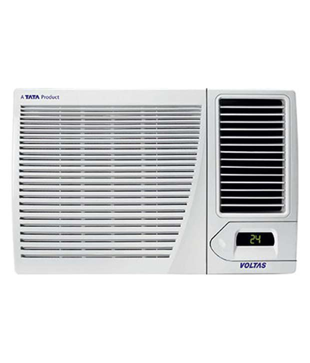 Voltas 1.5 Ton 2 Star 182 Cye 2s Air Conditioner White Snapdeal Rs. 23071.00