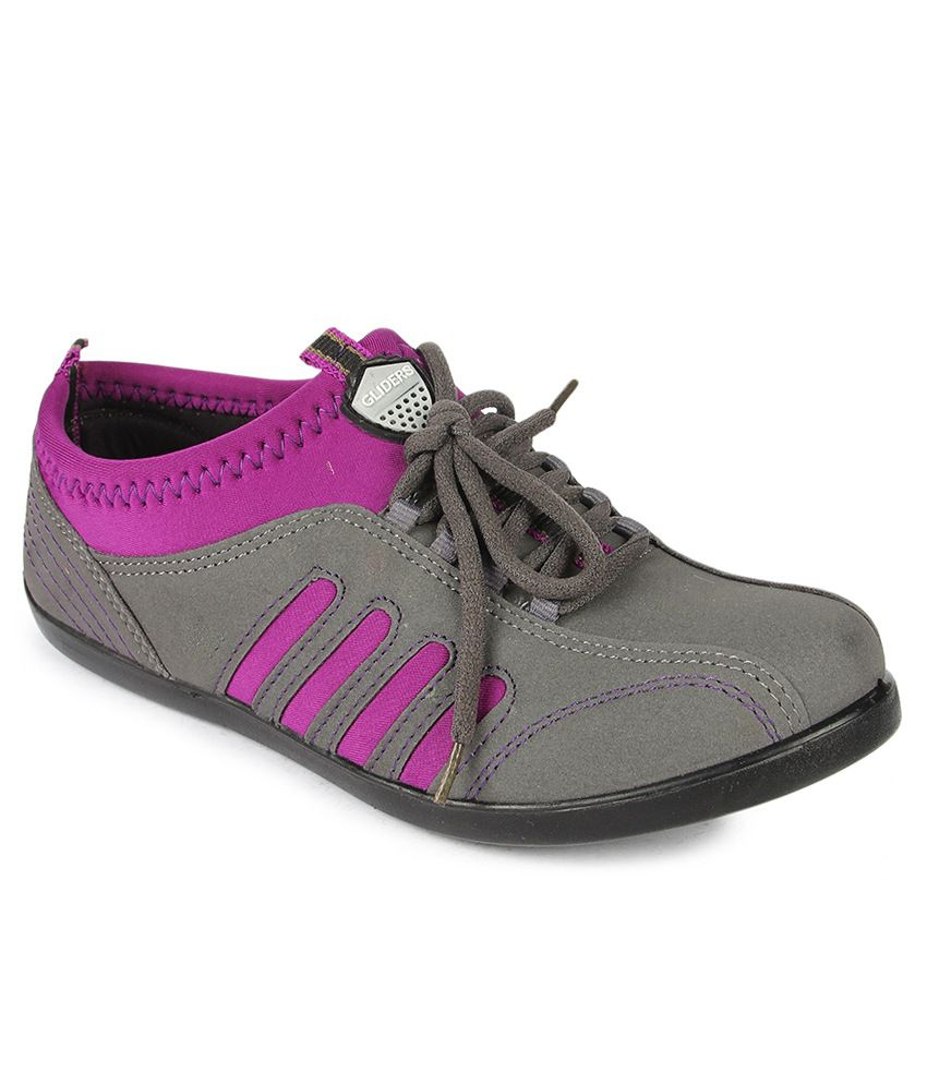 gliders purple sport shoes price in india buy gliders