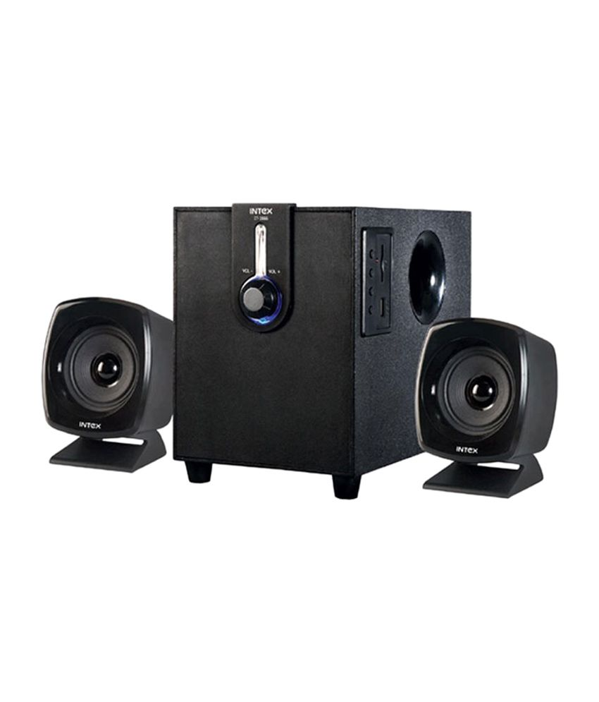 Intex It-1666 Os 2.1 Multimedia Speaker