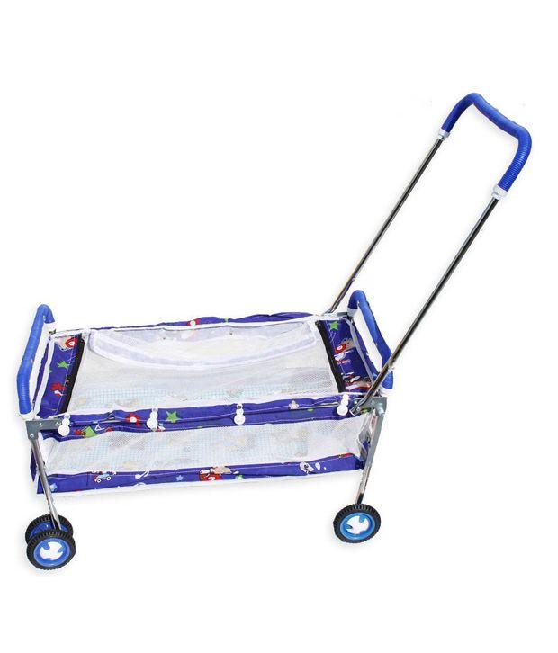 Sethi Baby Cradle Cum Stroller