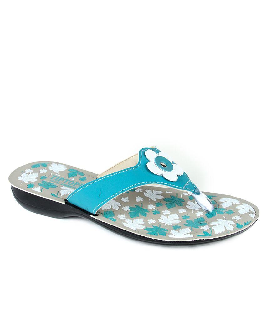 Tiptopp Multi Colour Slippers