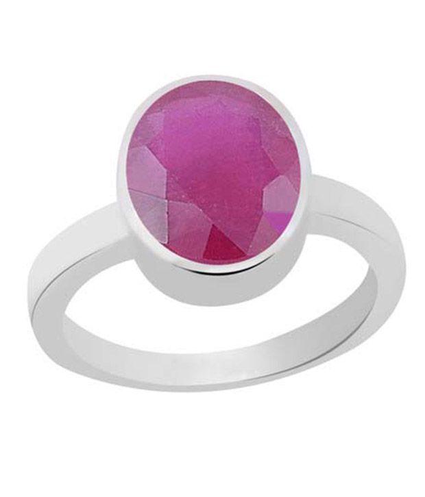 55Carat 92.5 Sterling Silver Ring