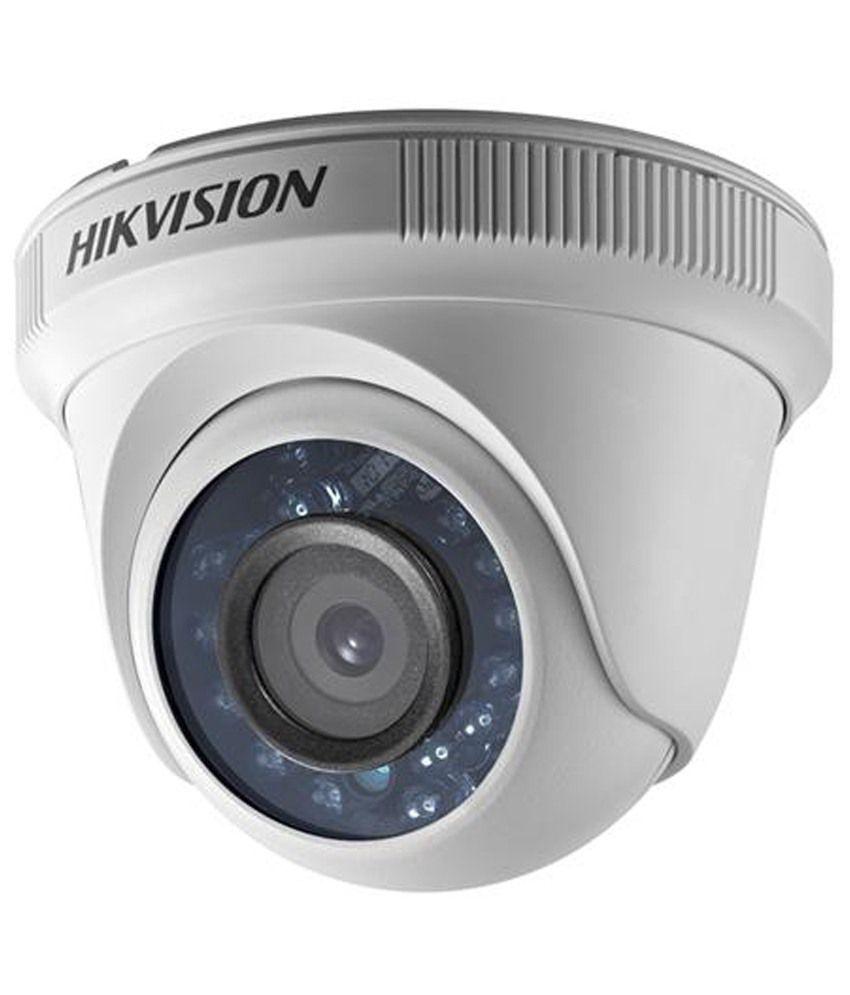 HIK Vision DS-2CE56C0T-IR CCTV Camera Price in India - Buy HIK ...