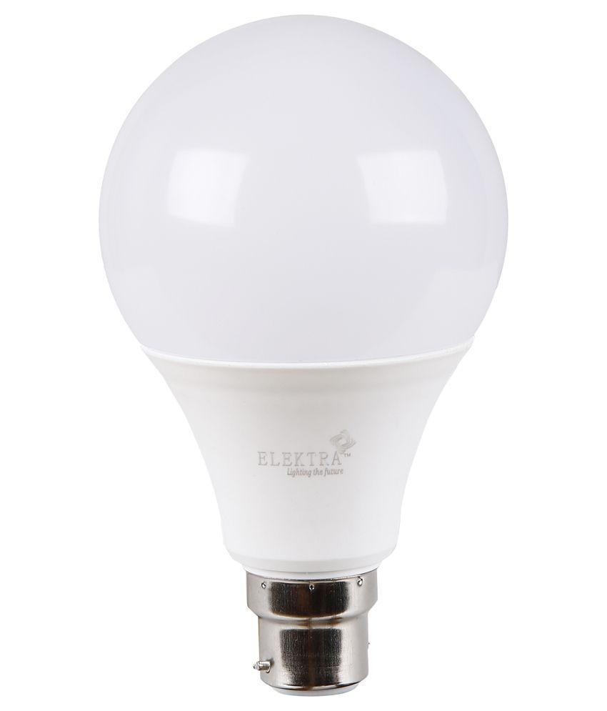 Elektra White 12w Led Light