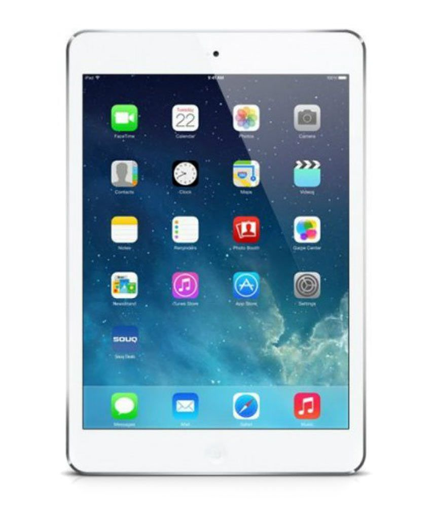 Apple iPad Mini With Retina Display 16 GB Wifi (Silver)