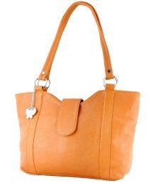 Butterflies Bns-0298tn Orange Shoulder Bags Shoulder Bag