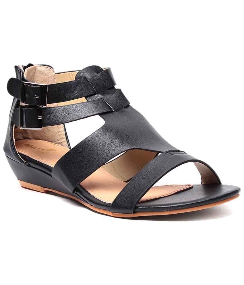 Black sandals melbourne - Black Sandals Melbourne Klaur Melbourne Attractive Black Sandals For Women