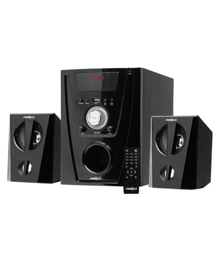 Frontech JIL-3391 2.1 Multimedia Speaker System