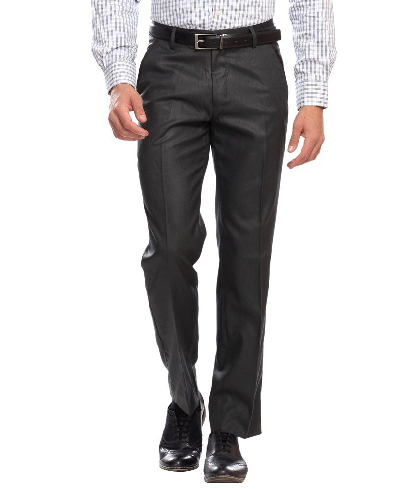Jogur Gray Formal Pant