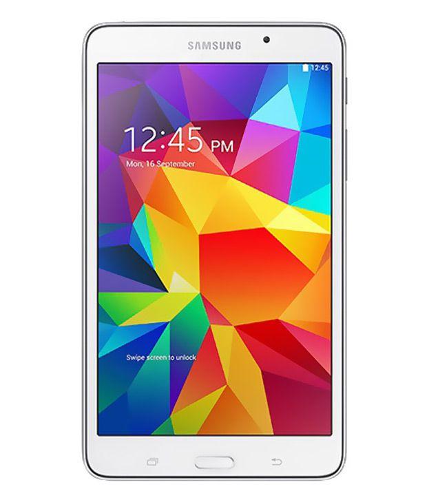 Samsung Galaxy Tab4 8.0 3G T331 (3G + Wifi, 3G Calling, White)
