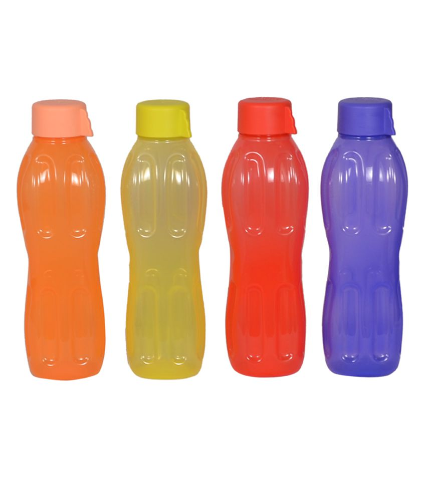 Signoraware Aqua Fresh Water Bottle 1 Ltr Set Of 6  available at snapdeal for Rs.695