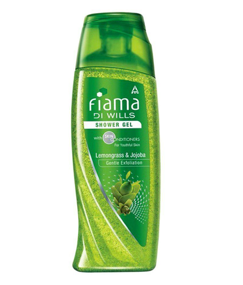 Fiama Di Wills Lemongrass Amp Jojoba Gentle Exfoliation Shower Gel 250 Ml Buy Fiama Di Wills