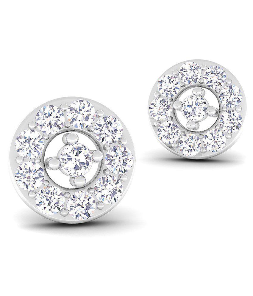Caratstyle 18Kt Tiara Earring
