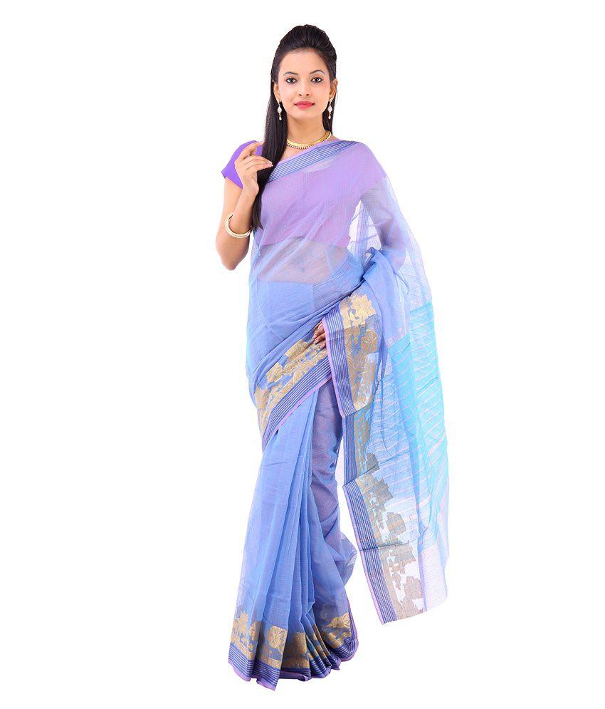 Rangoli Designs Pvt. Ltd.'S Casual Wear Appealing Cotton Saree