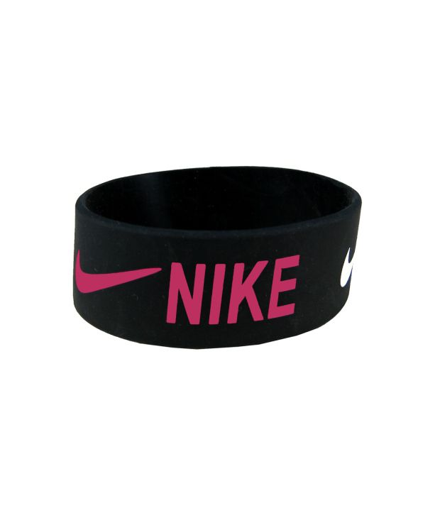 E Nike Silicone Wrist Band For Men Women Wristband Bracelet