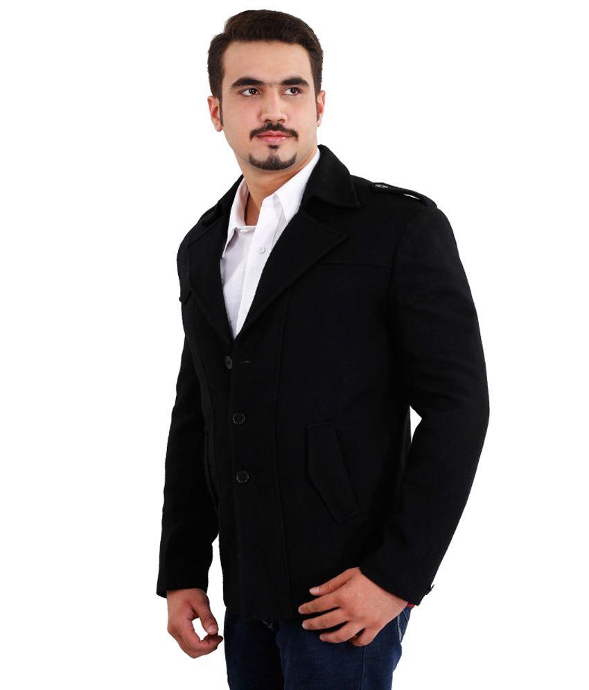 03c23a4b58e Fashion N Style Black Semi-formal Casual Blazer - Buy Fashion N ...