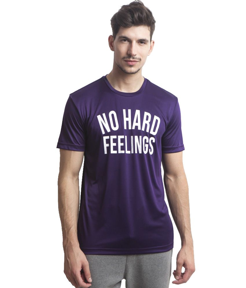 3 Degre Purple Blend T-shirt