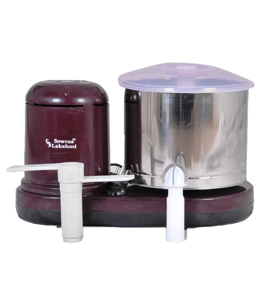 Sowrna Lakshmi Table Top Wet Grinder