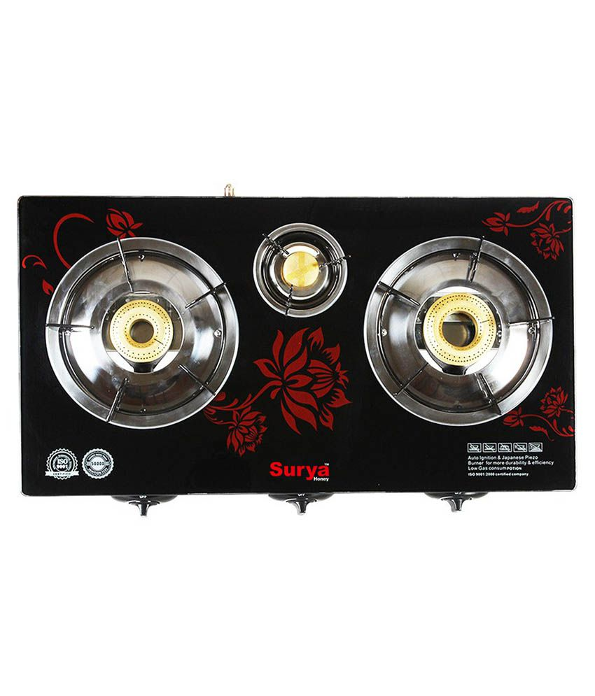 Surya-Honey-Corner-Flower-3-Burner-Auto-Ignition-Gas-Cooktop
