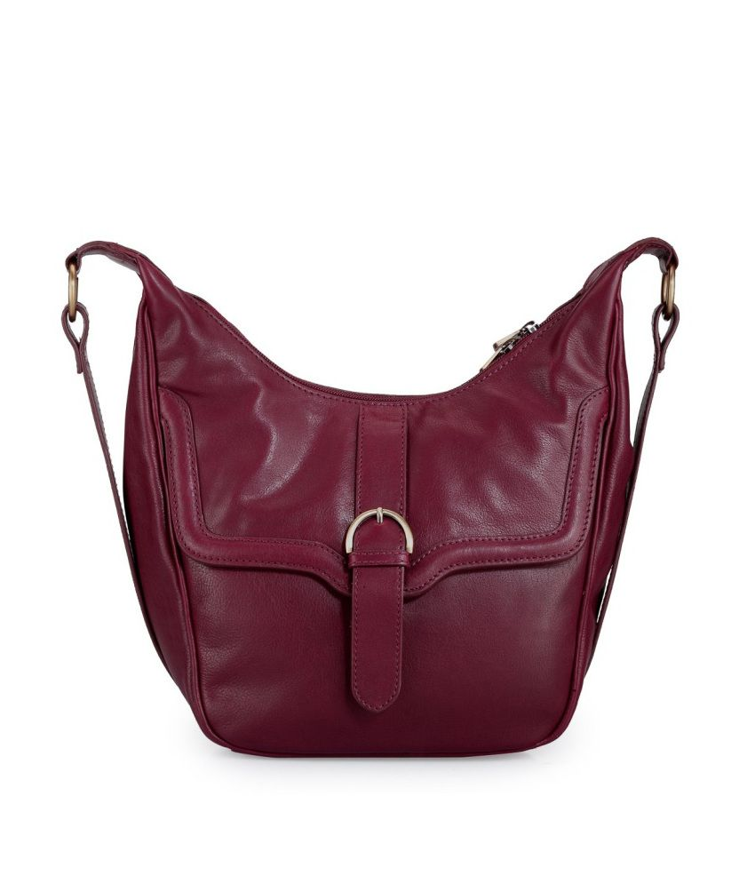 Phive Rivers PR970 Maroon Sling Bag