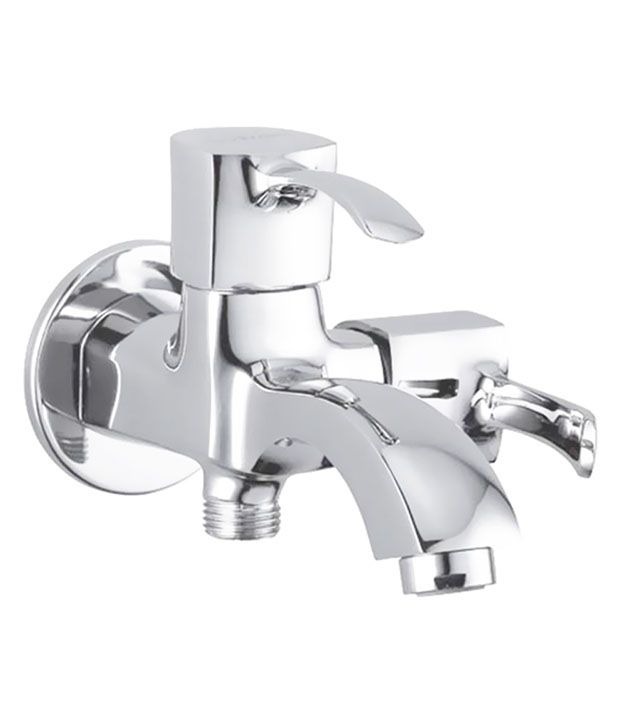 Buy Hindware silver 2 way bathroom tap Online at Low Price in India ...