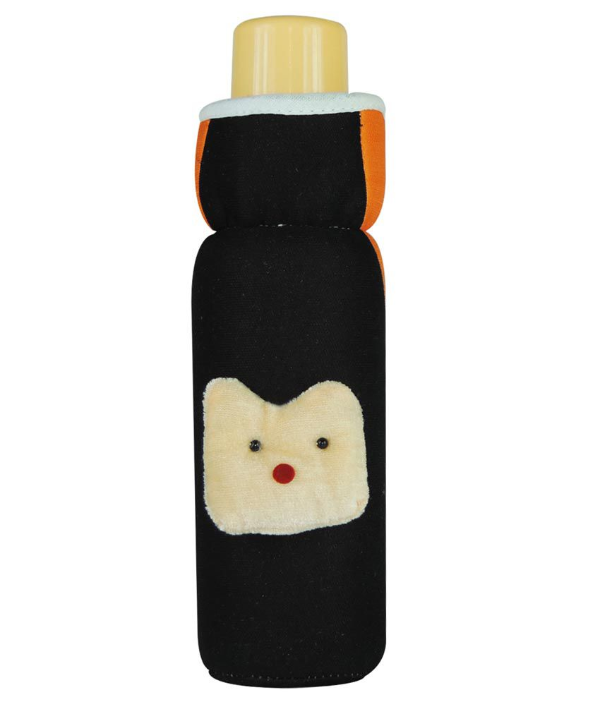 Ole Baby Black Popup Mouse Bottle Cover 250ml