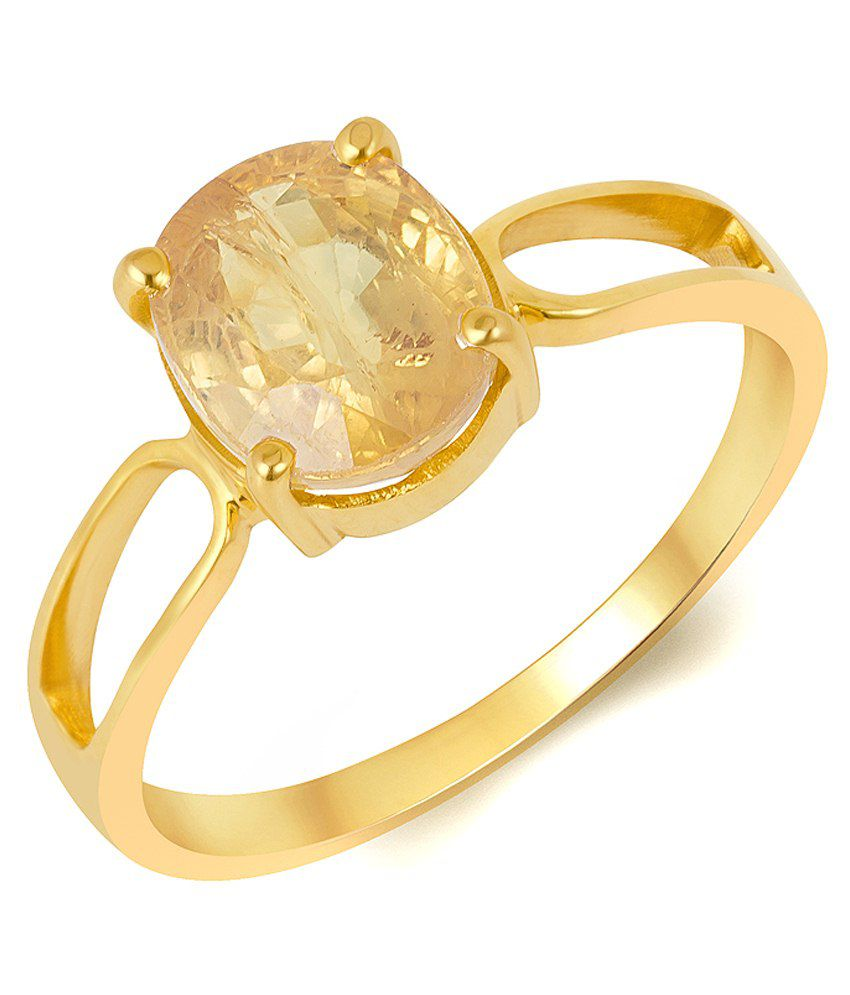 Buy Gemstone Ring Online India