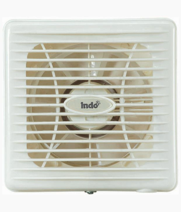 Indo Axial (100mm) Exhaust Fan