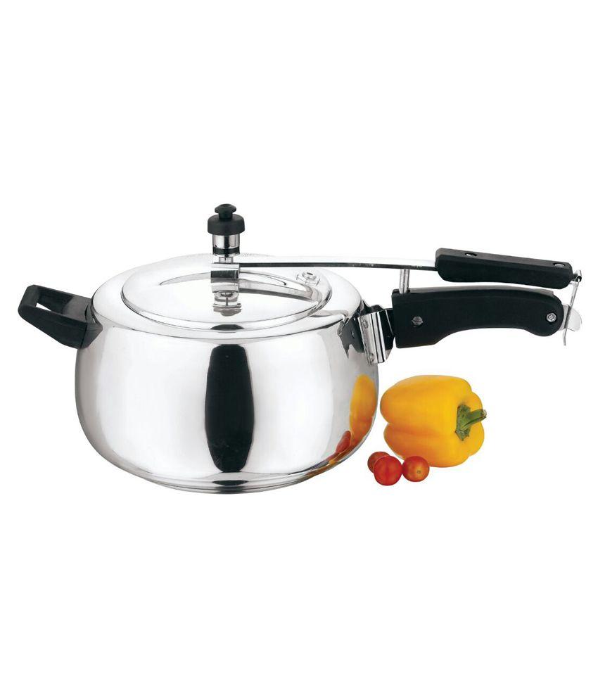modern cookware - modern cookware silver countura pressure cooker buy online