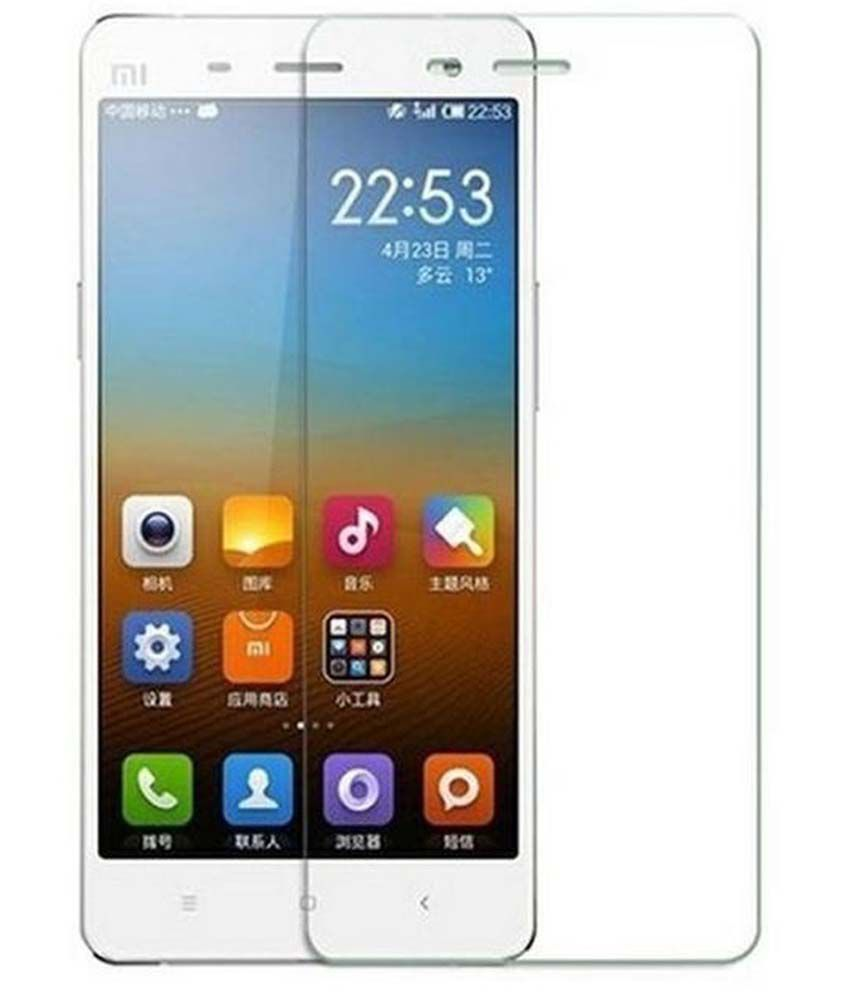 Asus Zenphone 2 Tempered Glass Screen Guard by Uni Mobile Care