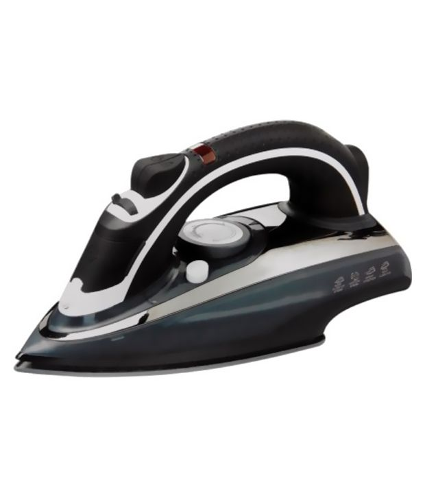 John Barrel John Barrel Jb 03 Steam Iron Steam Iron Black Price In