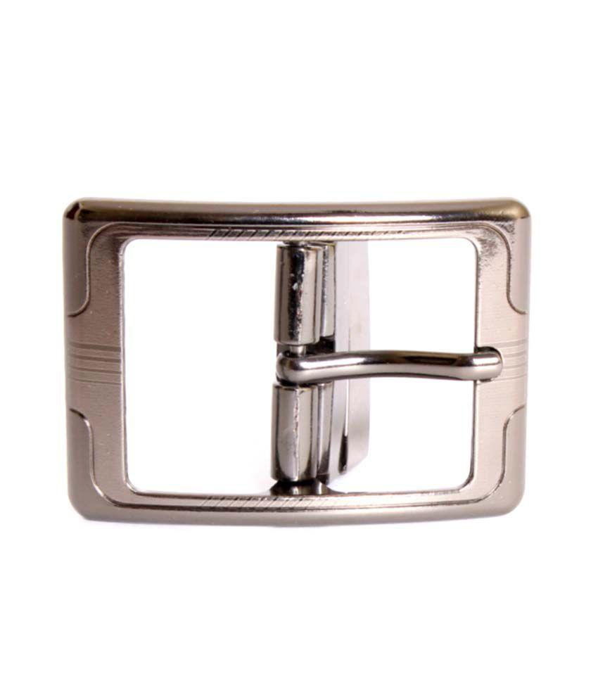 BMF Gray Formal Belt Buckle