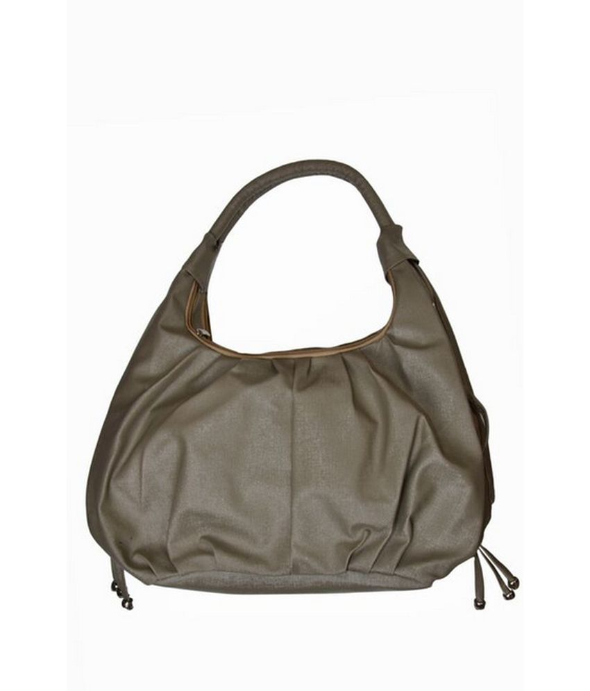 Awesome Exsellense Gray Shoulder Bags