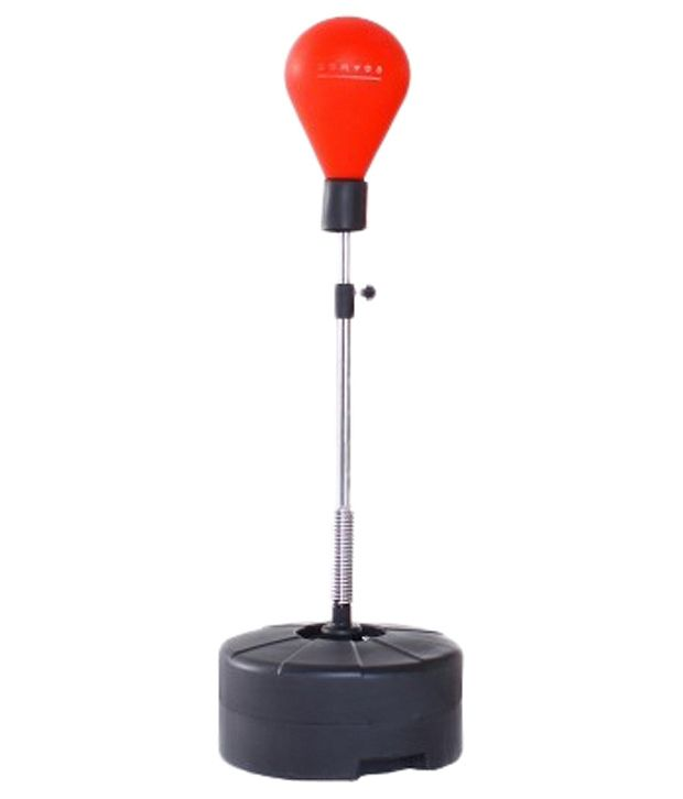 Domyos Red Boxing Punch Ball By Decathlon