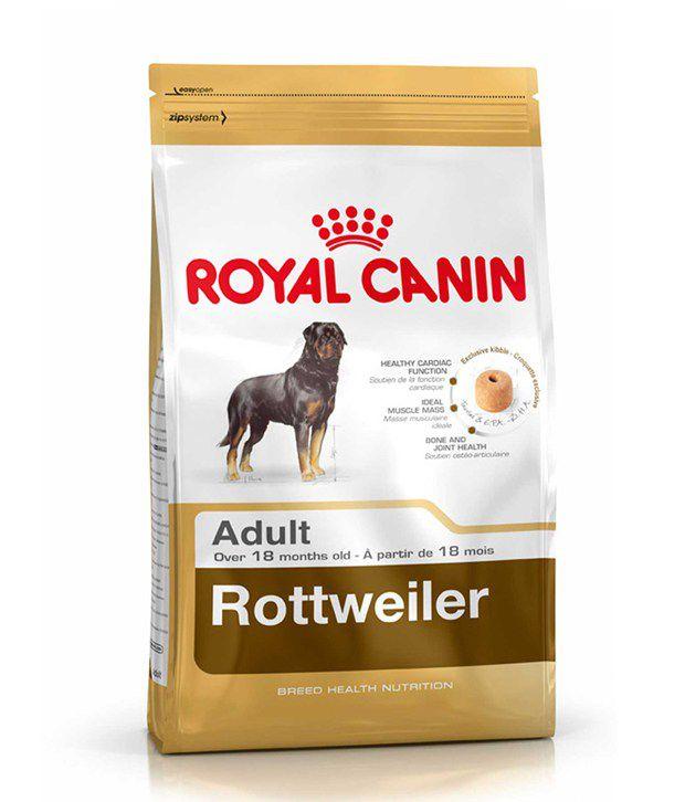 Royal Canin Chicken Based Adult Rottweiler Food -12kg