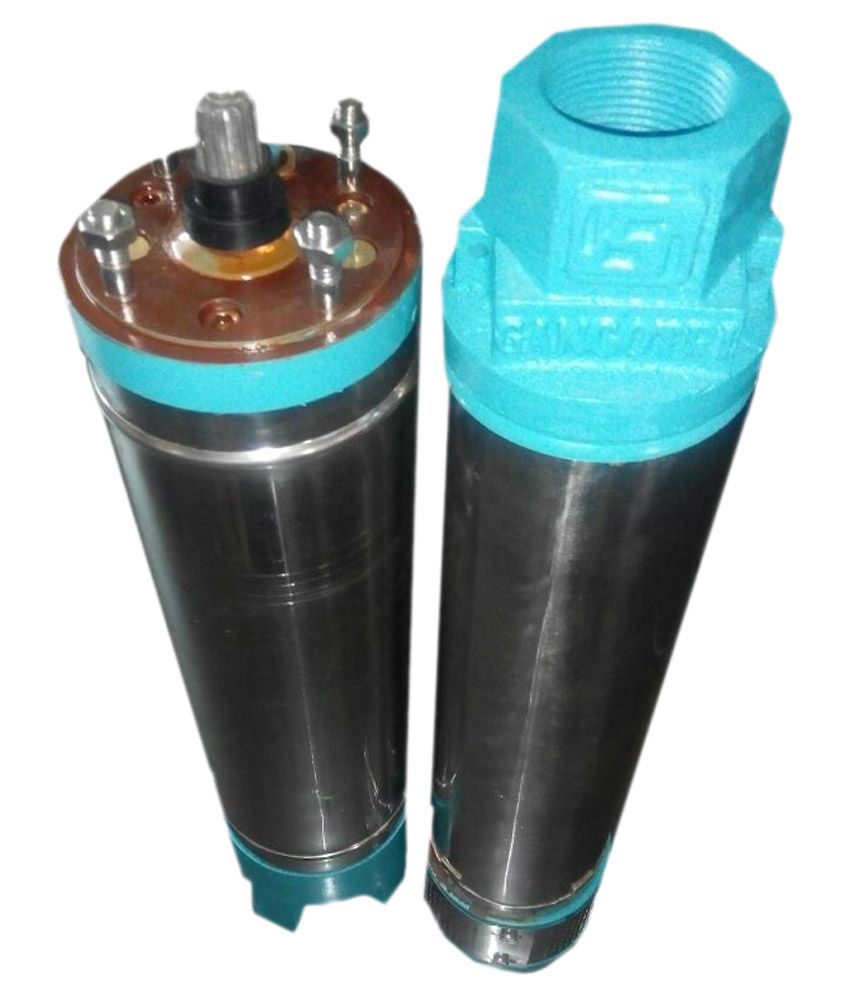 Buy Gangotri Pumps Submersible V4 3 Hp 25 Stage Water Pump Online at