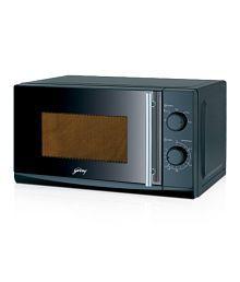 Godrej 20 LTR GMX 20SA2 BLM Solo Microwave Oven Black
