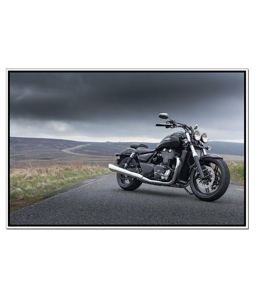 Shopolica Triumph Thunderbird Storm Bike Poster Buy Shopolica