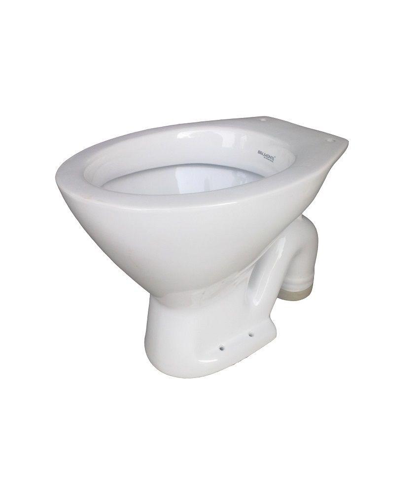 Buy Belmonte Ewc Toilet Seat S Trap Amp Lily Wall Hung Wash