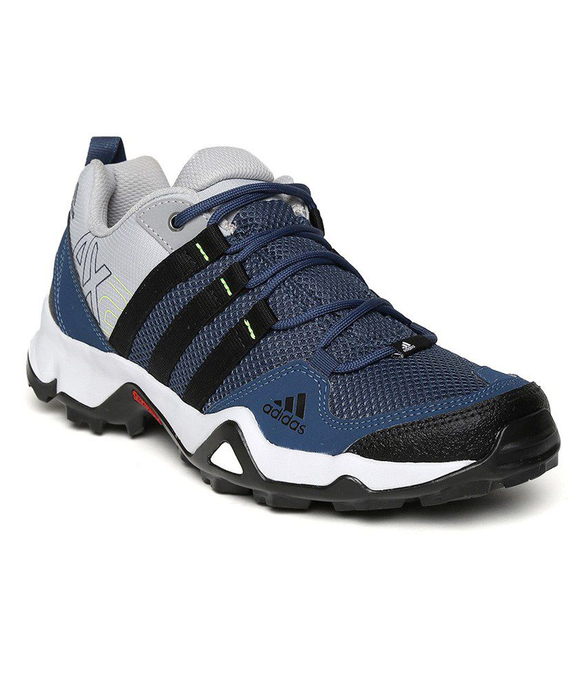 Adidas Navy Sport Shoes