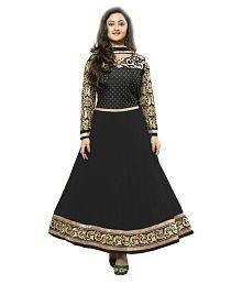 226abb1e48 Black Salwar Suits: Buy Black Salwar Kameez Online at Low Prices in ...