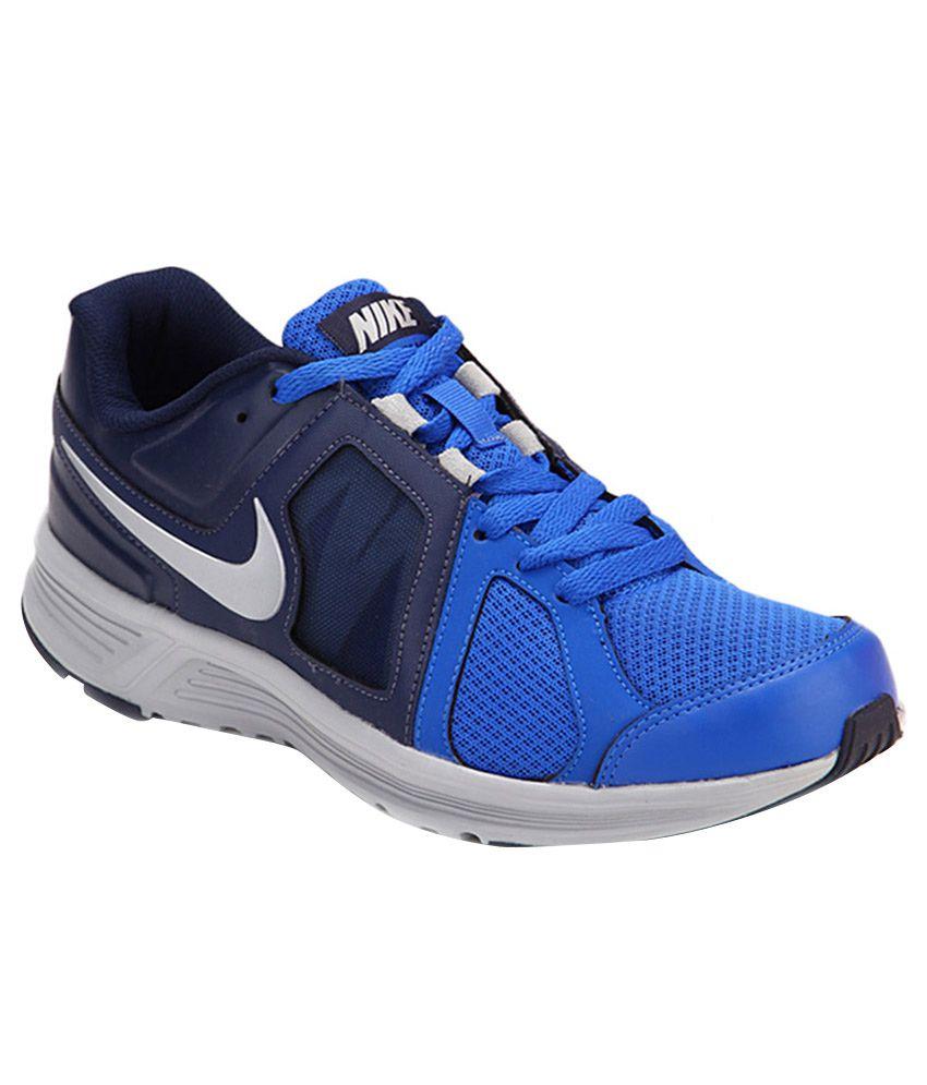 Nike Revolve Blue Running Shoes