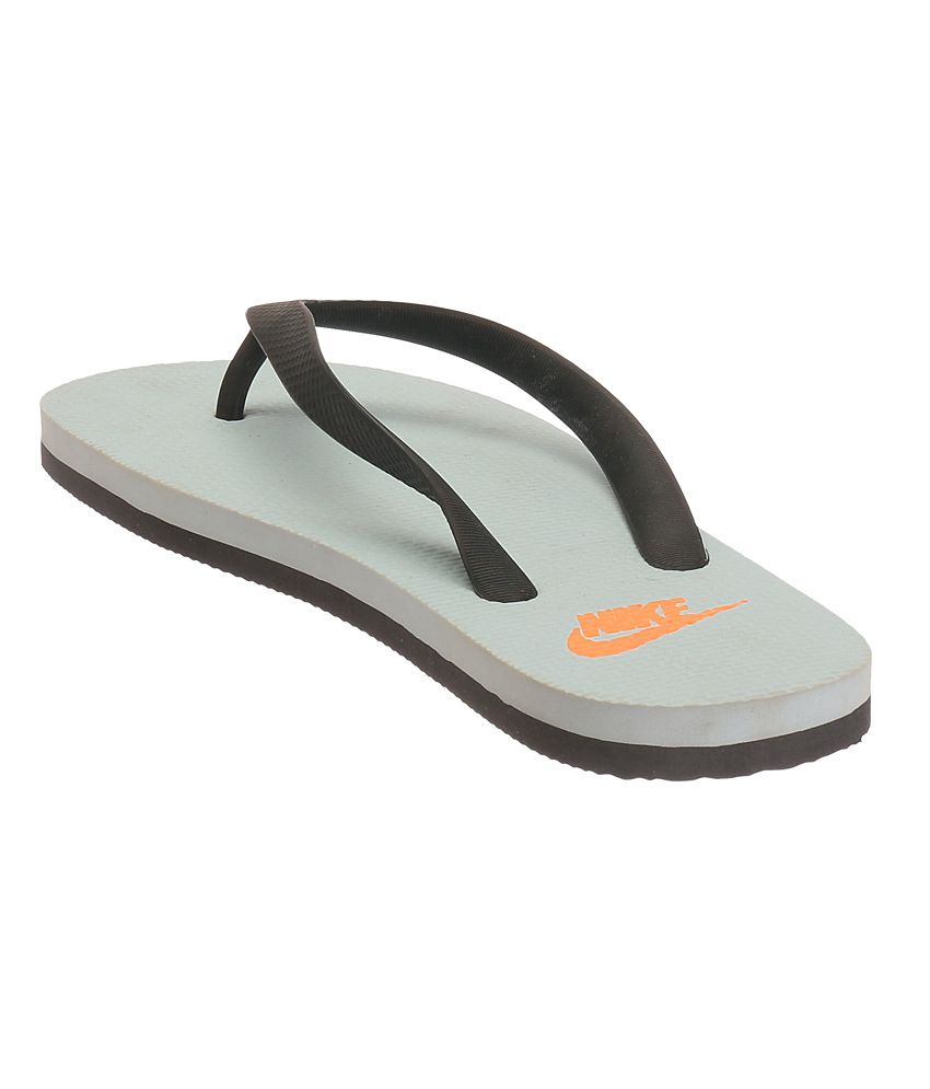 online store ce7d0 9c7d5 Nike Aquaswift Thong Grey Slippers