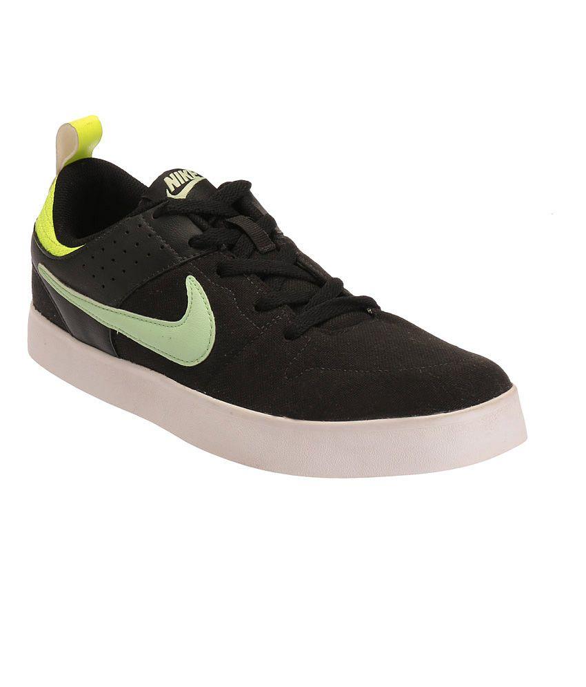 Nike Black Sneaker Shoes Art N669593009
