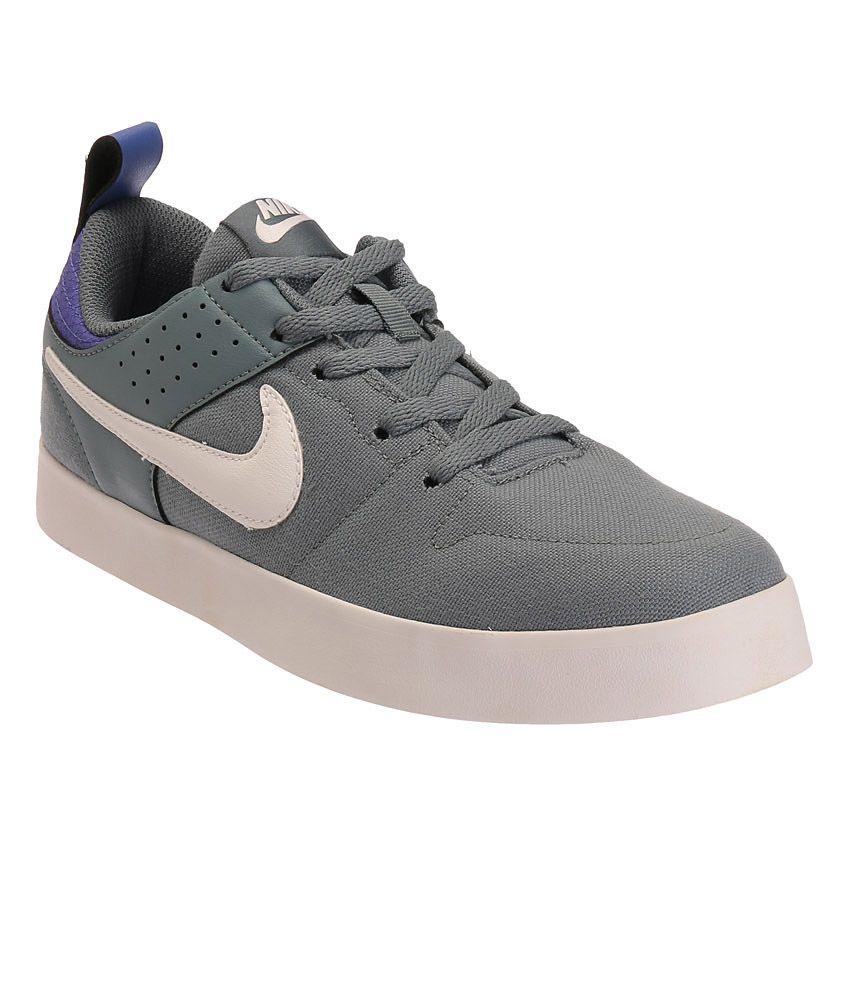 Buy Nike Liteforce III Grey and Blue