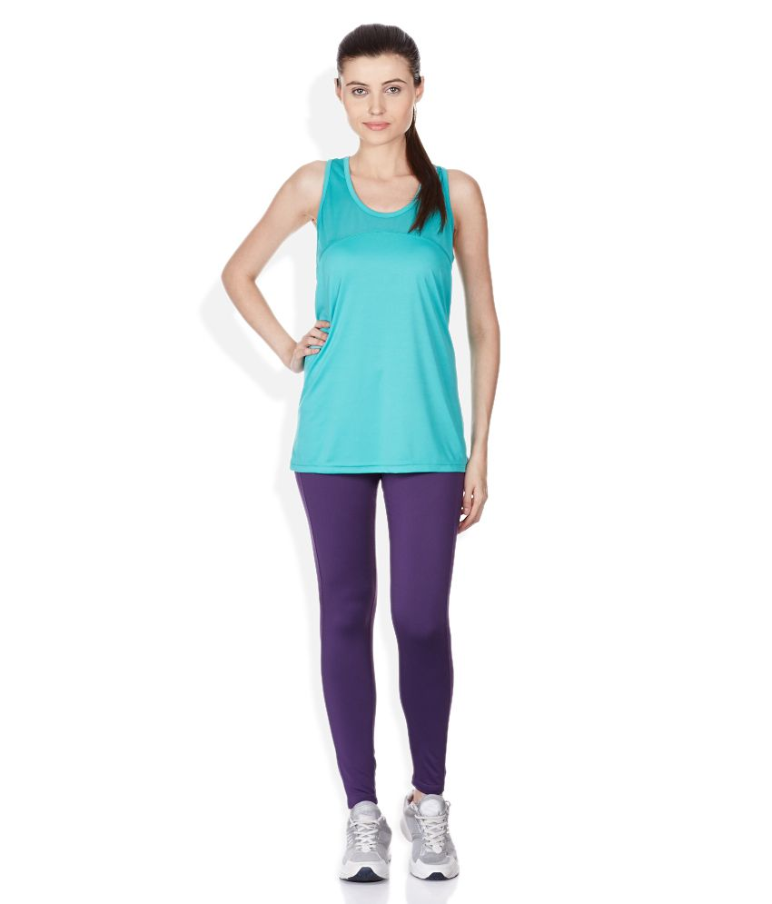 daf0946c968 Buy Reebok Purple Tights Online at Best Prices in India - Snapdeal