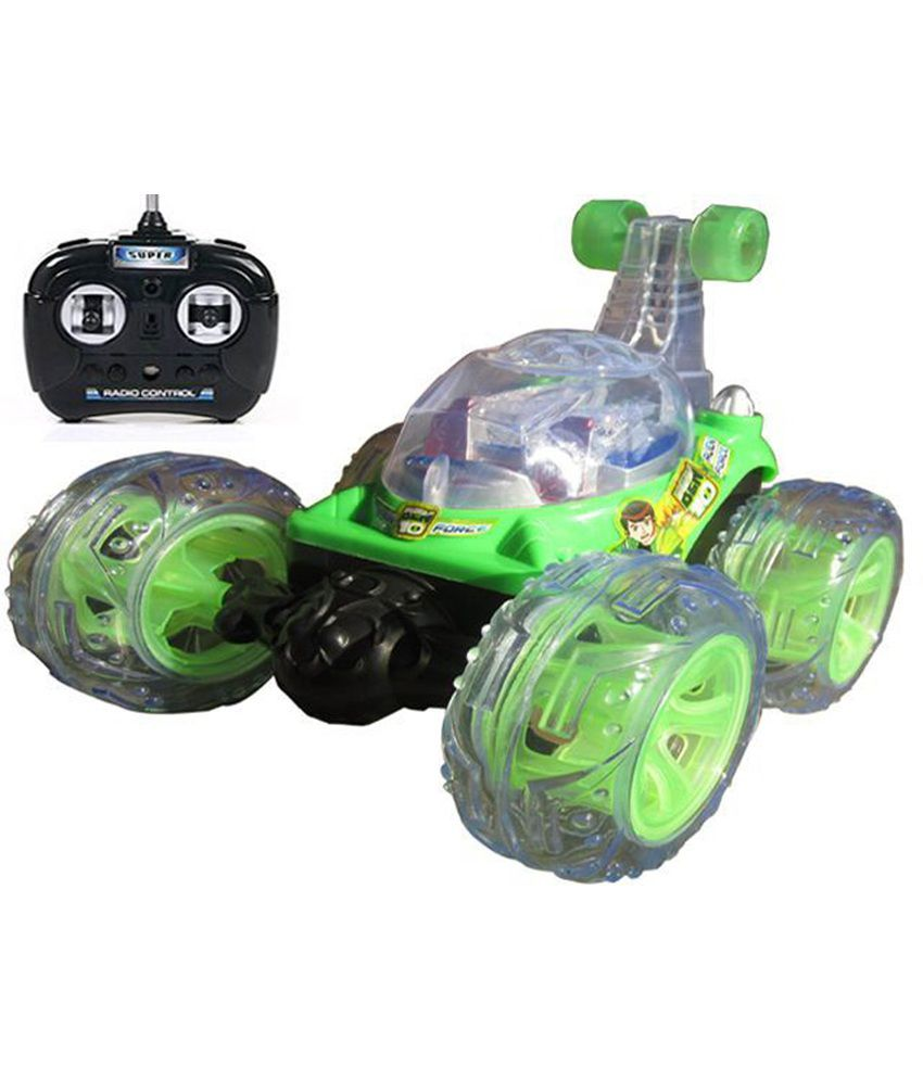 CP Bigbasket Ben10 Electronic Stunt Car