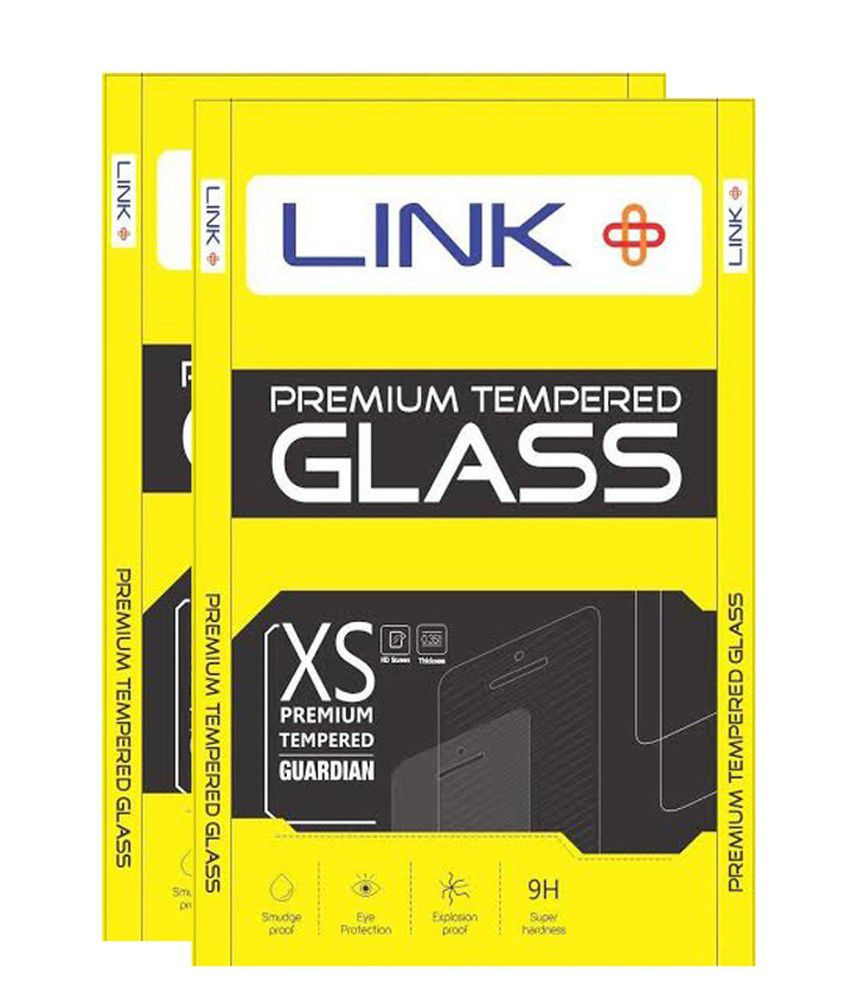 Micromax A350 Canvas Knight Clear Screen Guard by Link Plus